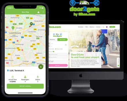 Custom Cross-Platform App Development for Flibco