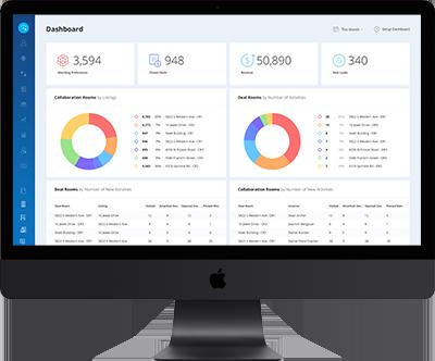 Dashboard Functionality Development MarketSpace Case Study | Ascendix