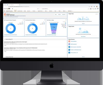 AscendixRE for Capital Markets CRM Software | Ascendix