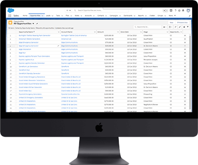 Intuitive CRM for AscendixRE Salesforce App Development Case Study | Ascendix