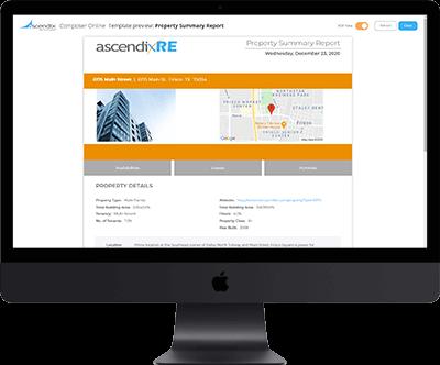 Report Generation Tool for AscendixRE Salesforce App Development Case Study | Ascendix