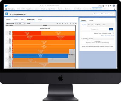 Stacking Plan Feature for AscendixRE Salesforce App Development Case Study | Ascendix