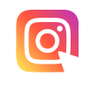 Instagram icon cta