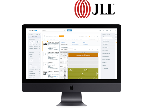 CRM Products and Cloud Migration for Jones Lang LaSalle