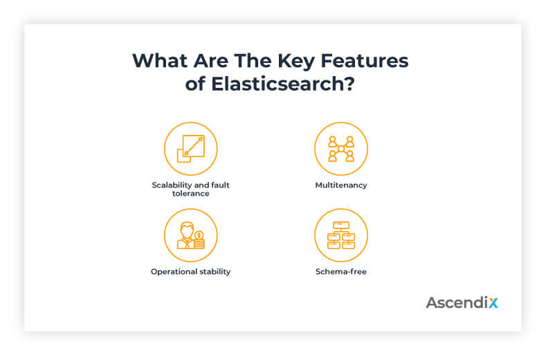 What Are The Key Features of Elasticsearch Ascendix