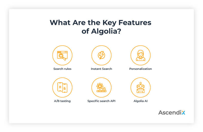 What Are the Key Features of Algolia Ascendix