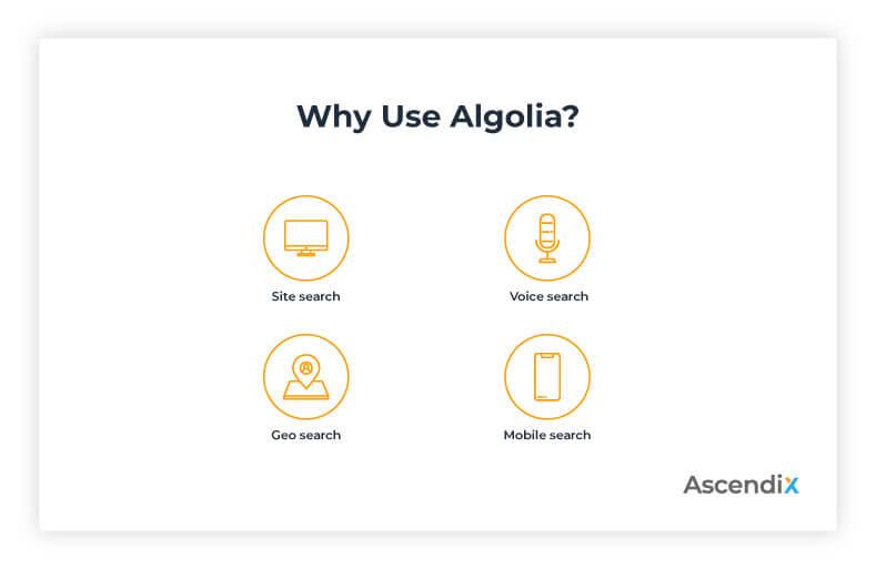 Why Use Algolia | Ascendix