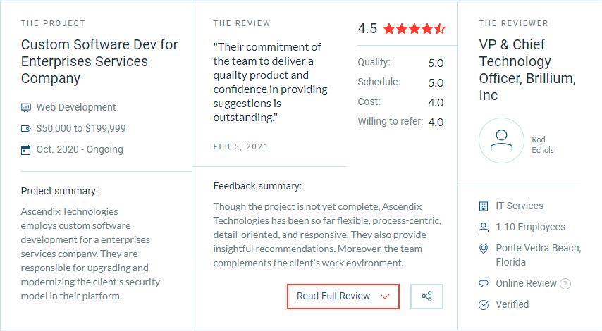 ascendix-client-review-clutch-custom-software-development
