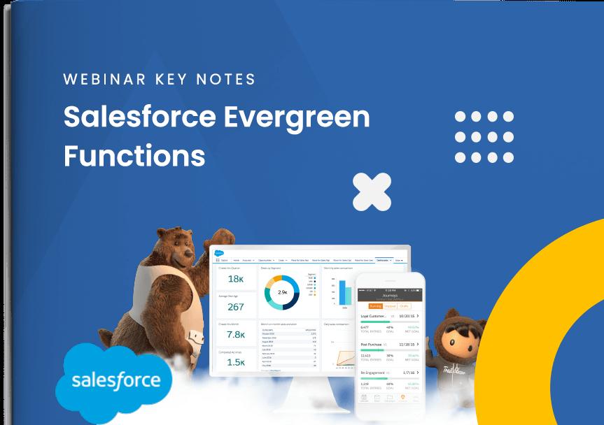 Salesforce Evergreen Ascendix Webinar Notes