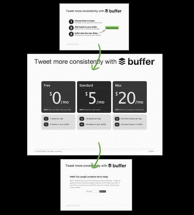 Buffer-first-MVP-website-ascendix-tech