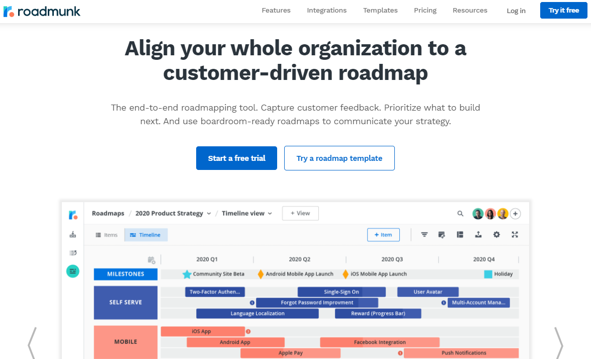 roadmunk-product-development-roadmapping-software
