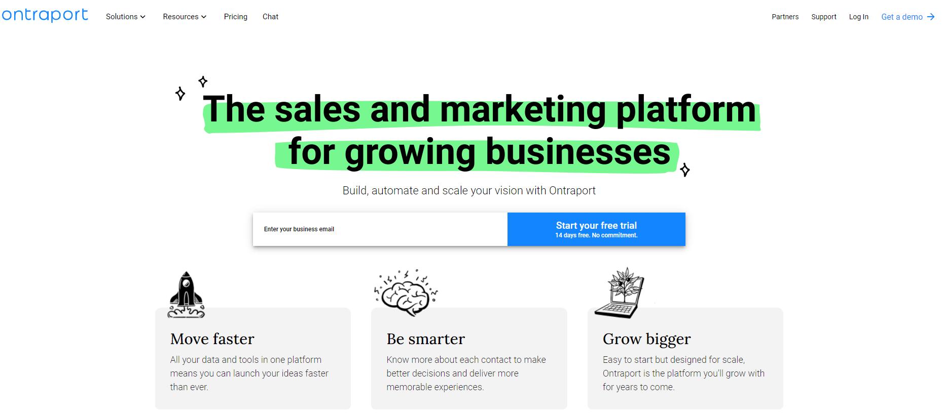 ontraport-best-saas-startups-2021