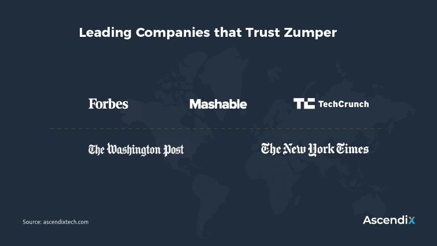 Leading Companies that Trust Zumper   Ascendix Tech