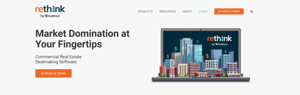 REthink-commercial real estate management software company