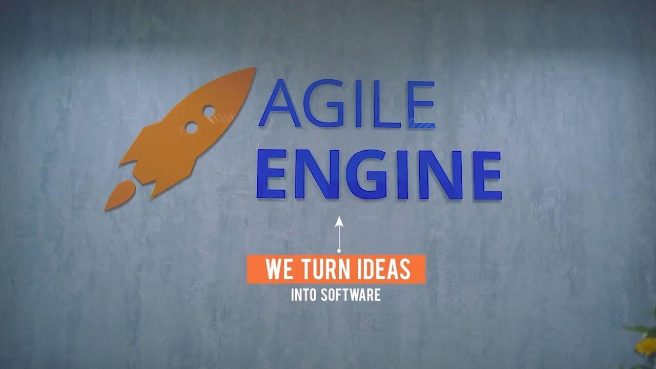 agileengine-homepage