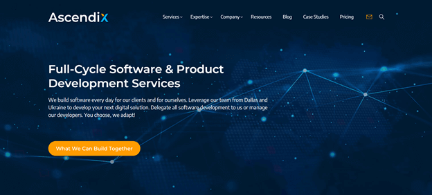 Ascendix-one of the leading commercial real estate software companies