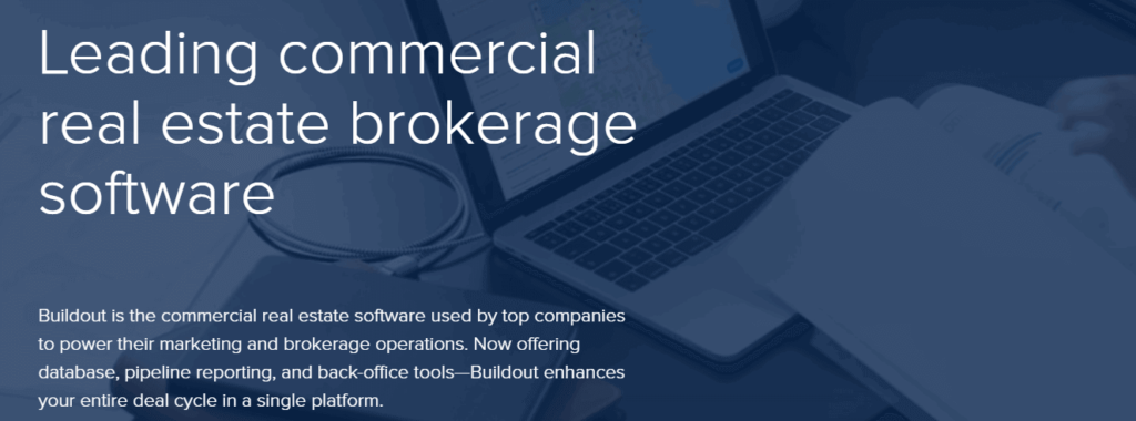 Buildout- one of the leading commercial real estate software companies