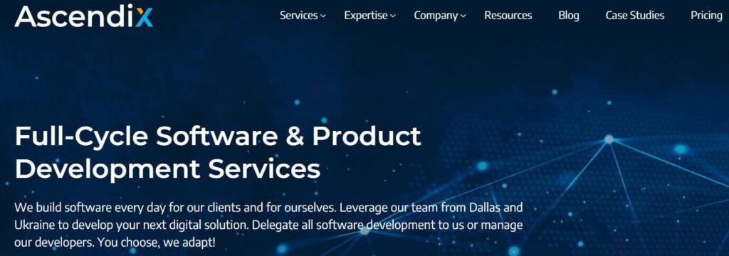Ascendix Technologies Legal Tech company