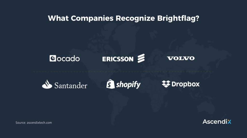 What Companies Recognize Brightflag